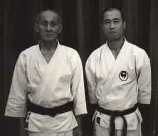 Hironori Ohtsuka and Tatsuo Suzuki