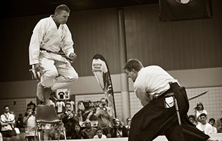Sensei Jon Wicks - WIKF World Chief Instructor